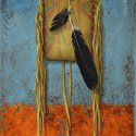 Old Crow Medicine 16x8 sm